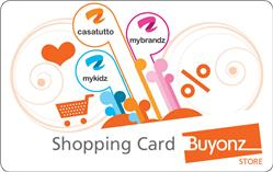 buyonz shopping card