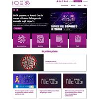 Interactive Digital Entertainment Association – New identity e digital strategy